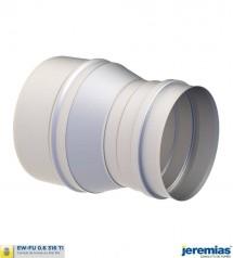 REDUCTION CONCENTRIQUE - INOX 316 à 27,30€ fabriqué par JEREMIAS