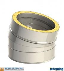 COUDE 15 - ISOLE INOX à 65,10€ fabriqué par JEREMIAS