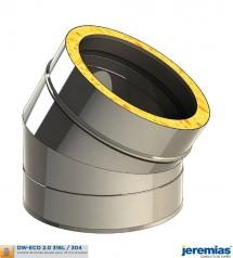 COUDE 30 - ISOLE INOX à 65,10€ fabriqué par JEREMIAS