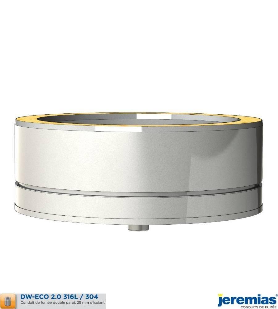 TAMPON PURGE - ISOLE INOX à 39,40€ fabriqué par JEREMIAS