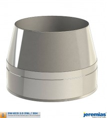 CONE DE FINITION - ISOLE INOX à 33,40€ fabriqué par JEREMIAS
