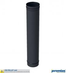 ELEMENT DROIT 1000MM- INOX 316 NOIR à 27,60€ fabriqué par JEREMIAS