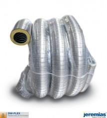 TUBAGE FLEXIBLE INOX ISOLÉ - 8 MÈTRES à 685,10€ fabriqué par JEREMIAS