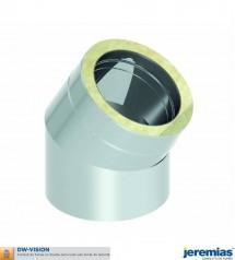 COUDE 30 - ISOLE INOX BROSSE à 104,90€ fabriqué par JEREMIAS