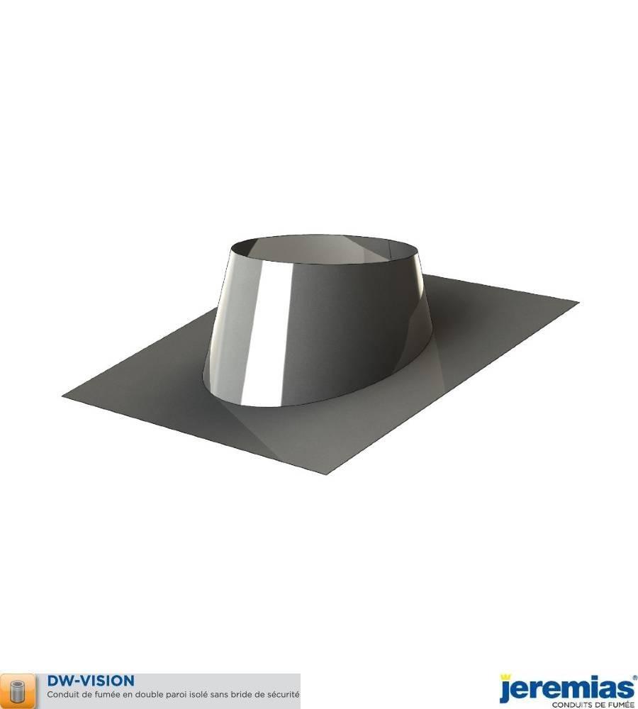 SOLIN PLOMB 10 A 30 DEGRES - ISOLE INOX BROSSE à 187,20€ fabriqué par JEREMIAS
