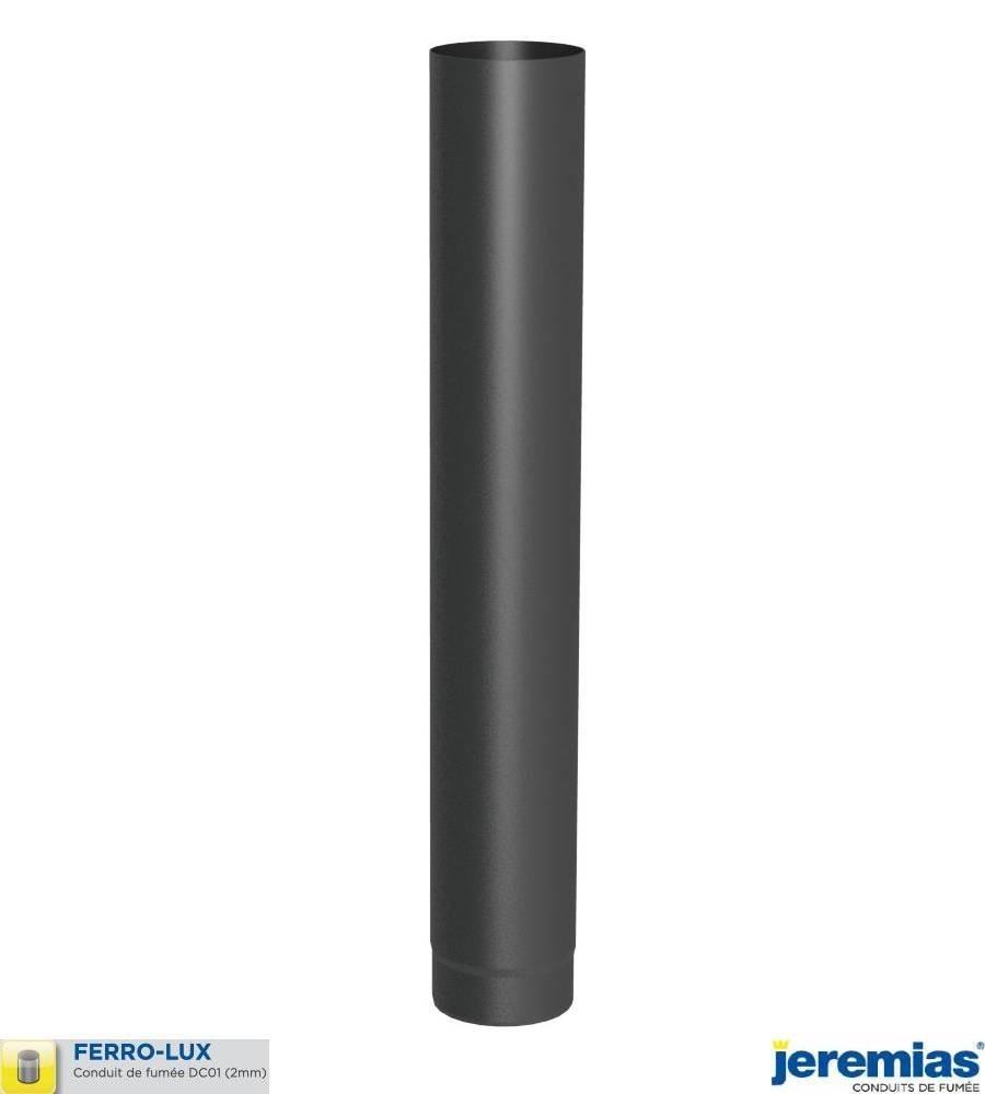 ELEMENT DROIT 1000MM AVEC ANTI BISTRE ET TRAPPE DE VISITE - ACIER BOIS FERROLUX à 92,90€ fabriqué par JEREMIAS