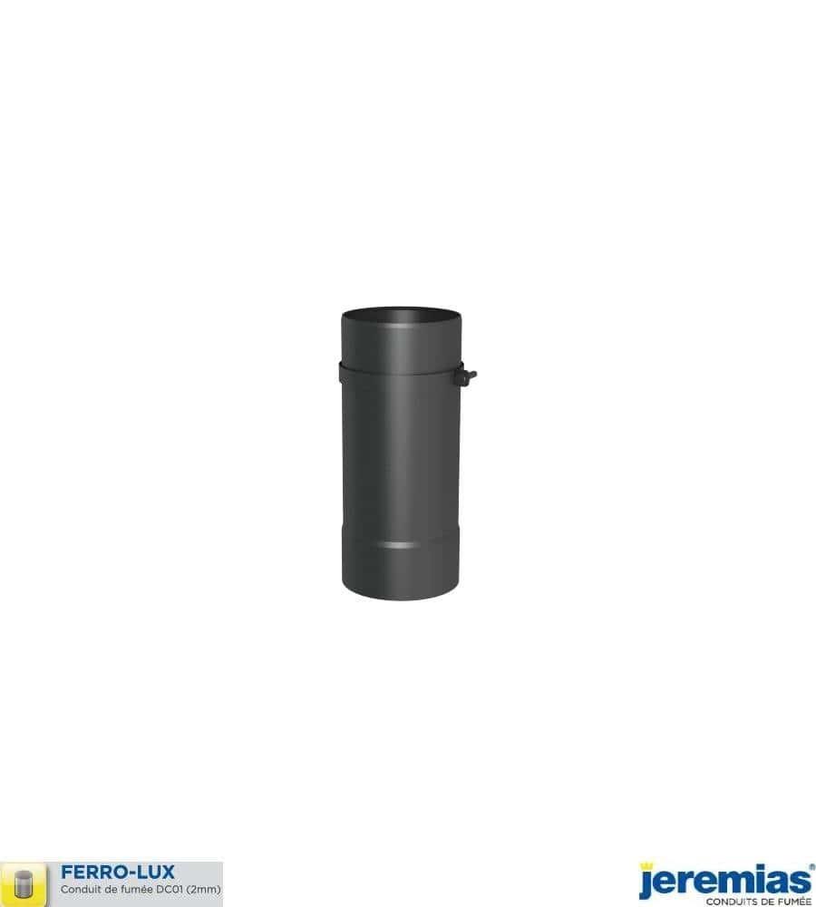 ELEMENT DROIT REGLABLE 150 A 245MM - ACIER BOIS FERROLUX à 23,60€ fabriqué par JEREMIAS
