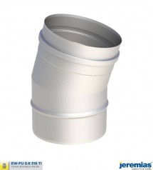 COUDE 15 - INOX 316 à 22,20€ fabriqué par JEREMIAS