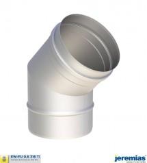 COUDE 45 - INOX 316 à 21,30€ fabriqué par JEREMIAS