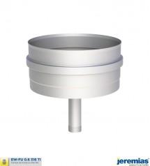 TAMPON AVEC PURGE - INOX 316 à 20,50€ fabriqué par JEREMIAS